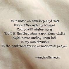 Nightly angiemflanagan.com