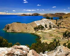 Bolivia has rugged Andes Mountains with a highland plateau, hills, lowland plains of the Amazon Basin.