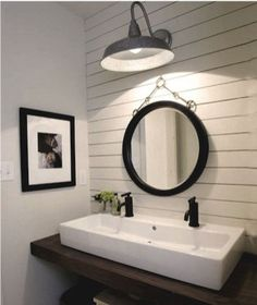 50 Lighting For Farmhouse Bathroom Ideas Decorating And Remodel 12