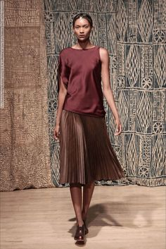 Tia Cibani (Spring-Summer 2015) R-T-W collection at New York Fashion Week  #TiaCibani See full set - http://celebsvenue.com/tia-cibani-spring-summer-2015-r-t-w-collection-at-new-york-fashion-week/