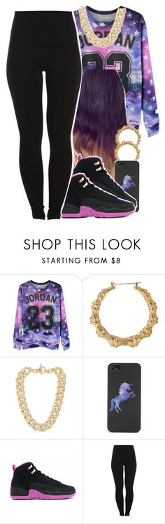 """"""""""" by jchristina ❤ liked on Polyvore featuring Michael Kors, With Love From CA and Pieces"""