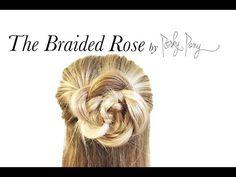 The Braided Rose! – Perky Pony