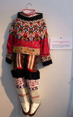 Greenlandic national costume