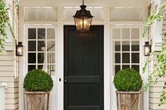Photo: Karyn Millet/Lee Ann Thornton interiors | thisoldhouse.com | from All About Front Entry Lighting