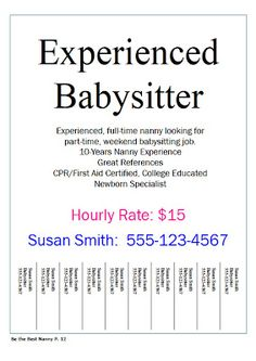 1000 Images About Essential Nanny Paperwork On Pinterest