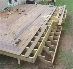 30 creative deck ideas beautiful outdoor deck design 14 - 30 creative deck ideas beautiful outdoor deck design 14 The Effective Pictures We Offer You About p - Pergola Diy, Diy Deck, Modern Pergola, Diy Porch, Pergola Roof, Metal Pergola, Creative Deck Ideas, Deck Steps, Floating Deck