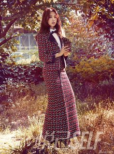 Park Shin Hye For The September Issue Of China's 悦己SELF | Couch Kimchi