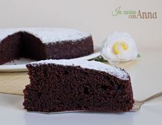 torta morbidissima al cacao