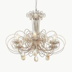 #1STOPlighting.com #Varaluz Lighting - 238C06GD - Elysse - Three Light Chandelier  Friends save 15% sitewide with coupon code PIN15!