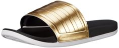 adidas Performance Women's Adilette SC  Gold C W Sandal ** Hurry! Check out this great product : Outdoor sandals
