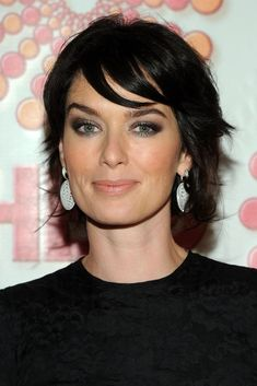 Lena Headey | The Definitive Ranking Of The Best Celebrity Eyebrows