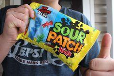 Sour Patch Kids ♡