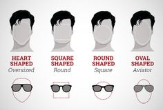 We have divided your faces into four shape categories - heart-shaped, oval, . - We have divided your faces into four shape categories – heart-shaped, oval, … categories - Glasses For Oval Faces, Glasses Frames Trendy, Glasses For Your Face Shape, Oval Face Men, Male Face Shapes, The Face, Heart Face, Sunglasses Women Designer, Men Style Tips