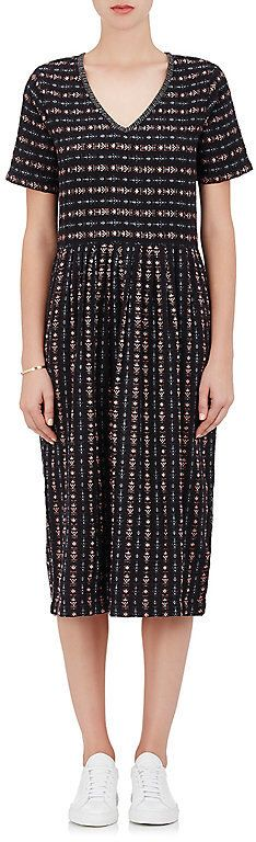 Ace & Jig Women's Gallery Cotton Abstract-Striped Dress