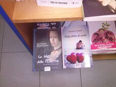 """""""Mira dritto al cuore"""" e """"Corte Nera"""" Libreria Imagine's Book Guida - Salerno"""