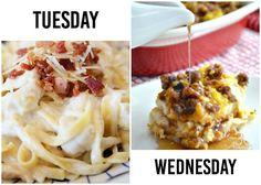 Weekly Meal Plan 34-2