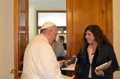 Un encuentro en Santa Marta con el padre Jorge de siempre - 02.06.2013 - lanacion.com