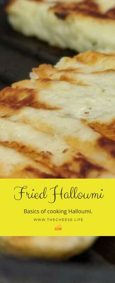 Easy Way To Cook Halloumi The easiest and quickest way to cook halloumi is by frying. Learn the basics of cooking this health food staple so you can add twists later on. Cooking Halloumi, Fried Halloumi, Breakfast Recipes, Snack Recipes, Dinner Recipes, Healthy Recipes, Delicious Recipes, Easy Recipes, Healthy Food