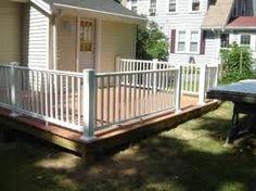 terrassenzaun gel nder sichtschutz terrasse f r den anspruchsvollen hausbesitzer. Black Bedroom Furniture Sets. Home Design Ideas