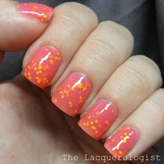 The Lacquerologist: Mod Lacquer Pop Art Collection: Swatches and Review!