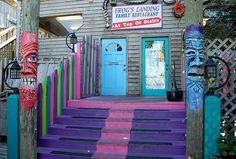 Cedar Key, Florida (FL) by bobindrums, via Flickr