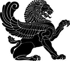 león heraldico - Buscar con Google