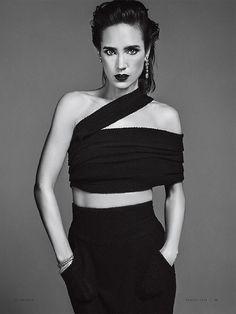 Jennifer Connelly by Sebastian Kim for Vanity Fair