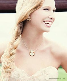 A simple country girl braid