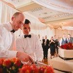 Wedding Wednesday: The Cupp-Thompson Wedding | Bridebook Photo by Tara Lilly Photography & Design