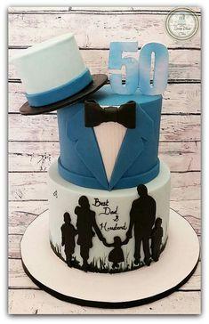 Pasteles De Cumpleanos Para Hombres Adultos 50th Birthday Cakes For Men