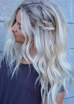 Find and save here best braids to achieve inspiring hair look in current season 2017 2018.