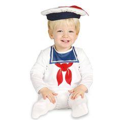 Disfraz de Marshmallow Cazafantasmas #blog #tienda #disfraces #online #carnaval #halloween
