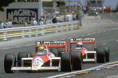 McLaren MP4/4: El mejor F1 de la historia