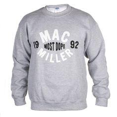Mac Miller Most Dope Sweatshirt