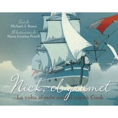 La volta al món amb el capità Cook (Símbol) James Cook, Michael J, Sailing Ships, Boat, Movie Posters, Products, Author, Perspective, Dinghy