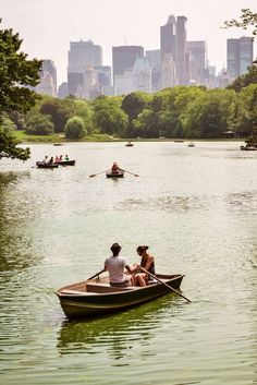 One of the best things to do in Central Park, New York City