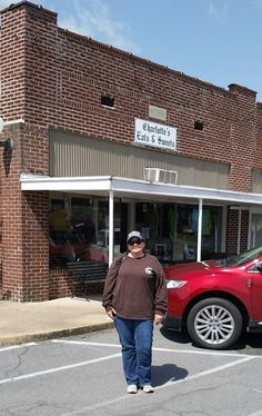 Charlottes Sweets and Eats in Keo Arkansas 4-18-2018