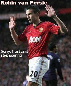 Robin Van Persie - Manchester United