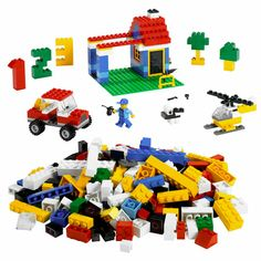 Ultimate LEGO Building Set by Lego Systems, Inc. - $32.95 ages 4+ (fatbraintoys.com)