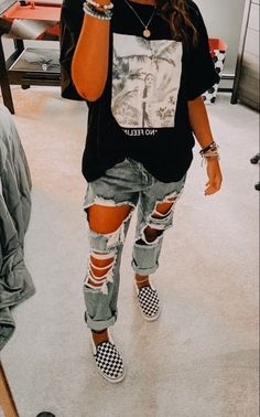 Cute Lazy Outfits, Casual School Outfits, Trendy Summer Outfits, Teen Fashion Outfits, Retro Outfits, Stylish Outfits, Outfits For School For Teens, Comfy Teen Outfits, Best Outfits