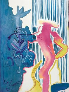 Bonn. Kunstmuseum. SIGMAR POLKE: Zeichnungen, Aquarelle, Skizzenbucher 1962-1988. 220 pp., illustrated throughout in colour and b&w. Folio, wraps. 1988.