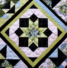 Reach for the Stars: Quilting Details » First Light Designs