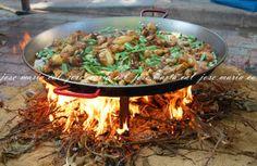 Restaurante de Paellas a leña