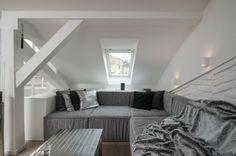 Wohnung dachschr ge einrichten ideen schlafzimmer for 99chairs wohnzimmer