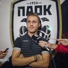 Πέλκας και Πόζογλου στην ΔΕΘ [εικόνες] - PAOKFC
