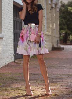 fashforfashion -♛ STYLE INSPIRATIONS♛: skirt