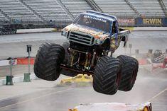 Monster Truck Madness #Bristol #monstertrucks