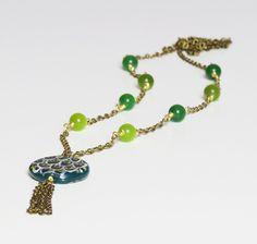 Alexandra #Piedras #Cristal #Metal #Collares #Accesorios #Stones #Glass #Necklaces #Accesories #carambascarambitas