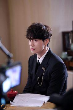 Grim Reaper 'Wang Yeo' - Lee Dong Wook in Goblin 이동욱-도깨비