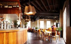 The Brisbane Hotel: Restaurant in Highgate WA - Venue Menu Party Venues, Brisbane, Conference Room, Menu, Restaurant, Contemporary, Table, Furniture, Home Decor